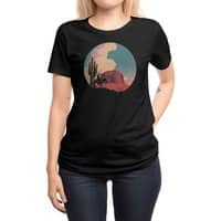 Desert Rider - womens-regular-tee - small view