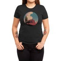 Desert Rider - womens-triblend-tee - small view