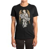 Holy Coffee - womens-extra-soft-tee - small view