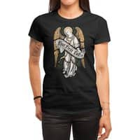 Holy Coffee - womens-regular-tee - small view