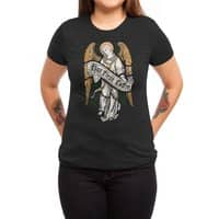 Holy Coffee - womens-triblend-tee - small view