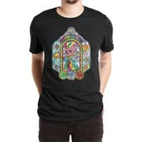 The Divine Light - mens-extra-soft-tee - small view