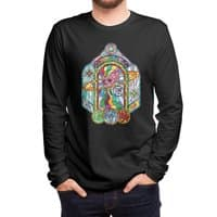 The Divine Light - mens-long-sleeve-tee - small view