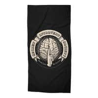Secret Introvert Society - beach-towel - small view