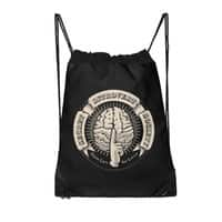 Secret Introvert Society - drawstring-bag - small view