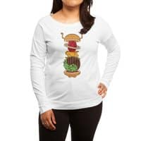 Zenburger - womens-long-sleeve-terry-scoop - small view
