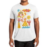 Friends Everywhere! - mens-extra-soft-tee - small view