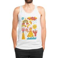 Friends Everywhere! - mens-jersey-tank - small view