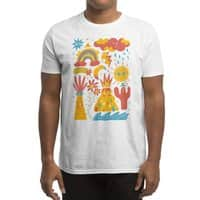 Friends Everywhere! - mens-regular-tee - small view