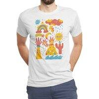 Friends Everywhere! - mens-triblend-tee - small view