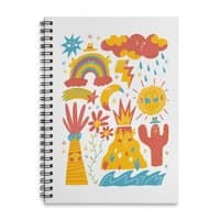 Friends Everywhere! - spiral-notebook - small view