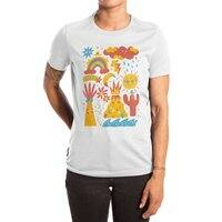 Friends Everywhere! - womens-extra-soft-tee - small view