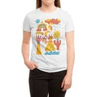 Friends Everywhere! - womens-triblend-tee - small view