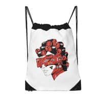 the future is now - drawstring-bag - small view