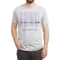 All together - mens-triblend-tee - small view