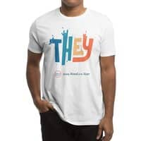 THEY ROCKS - mens-regular-tee - small view