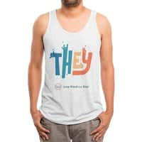 THEY ROCKS - mens-triblend-tank - small view