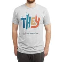 THEY ROCKS - mens-triblend-tee - small view