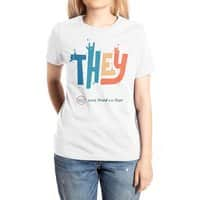 THEY ROCKS - womens-extra-soft-tee - small view