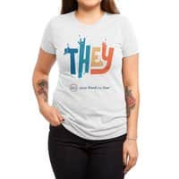 THEY ROCKS - womens-triblend-tee - small view