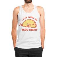 TACO NIGHT - mens-jersey-tank - small view
