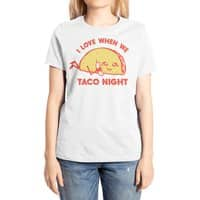 TACO NIGHT - womens-extra-soft-tee - small view