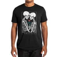 VI The Lovers - mens-extra-soft-tee - small view