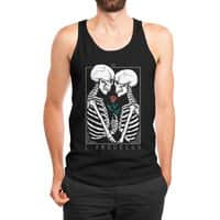 VI The Lovers - mens-jersey-tank - small view