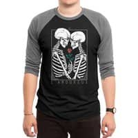 VI The Lovers - triblend-34-sleeve-raglan-tee - small view