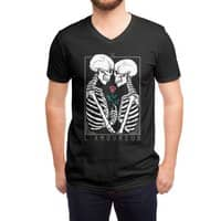 VI The Lovers - vneck - small view