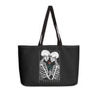 VI The Lovers - weekender-tote - small view