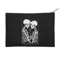 VI The Lovers - zip-pouch - small view