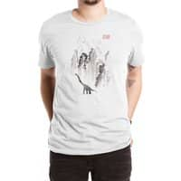 Dinosaur dynasty - mens-extra-soft-tee - small view