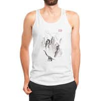 Dinosaur dynasty - mens-jersey-tank - small view