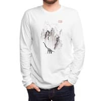 Dinosaur dynasty - mens-long-sleeve-tee - small view