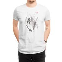 Dinosaur dynasty - mens-regular-tee - small view