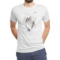 Dinosaur dynasty - mens-triblend-tee - small view
