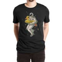 Space swimming - mens-extra-soft-tee - small view