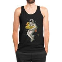 Space swimming - mens-jersey-tank - small view