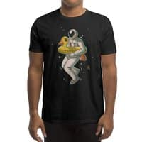 Space swimming - mens-regular-tee - small view