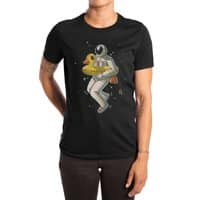 Space swimming - womens-extra-soft-tee - small view