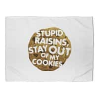 Stupid raisins, stay out of my cookies - small view