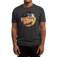 The Wanderer - mens-triblend-tee - small view