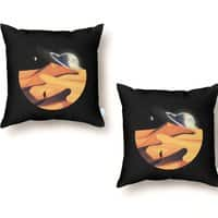The Wanderer - throw-pillow - small view