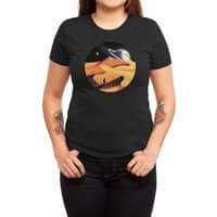 The Wanderer - womens-triblend-tee - small view