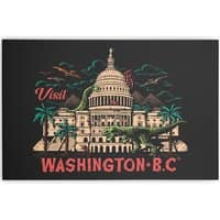Washington B.C. - horizontal-canvas - small view
