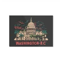 Washington B.C. - horizontal-mounted-acrylic-print - small view