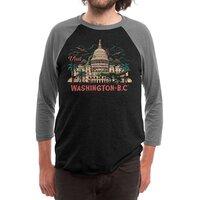 Washington B.C. - triblend-34-sleeve-raglan-tee - small view
