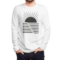 Waves - mens-long-sleeve-tee - small view