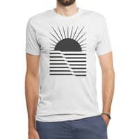 Waves - mens-triblend-tee - small view